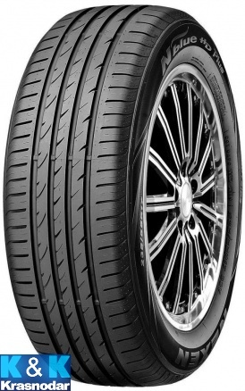 Автошина Nexen Nblue HD Plus 205/65 R15 94V