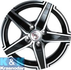Колесный диск NZ Wheels F-1 6x15/5x105 ET39 D56.6 BKF