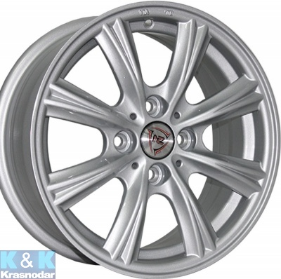 Колесный диск NZ Wheels SH700 6x15/4x98 ET32 D58.6 S