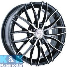 Колесный диск NZ Wheels F-28 6x15/5x105 ET39 D56.6 BKF
