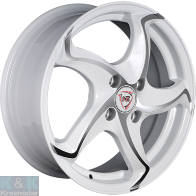 Колесный диск NZ Wheels F-17 6.5x16/4x98 ET38 D58.6 WF