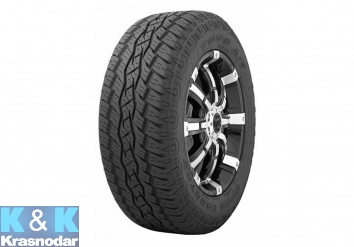 Автошина Toyo Open Country A/T plus 265/60 R18 110T