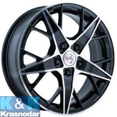 Колесный диск NZ Wheels F-29 6.5x16/5x112 ET50 D57.1 BKF