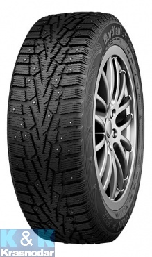 Автошина Cordiant Snow Cross 205/55/16 94T шип