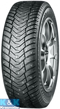 Автошина Yokohama Ice Guard IG65 215/55 R17 98T шип