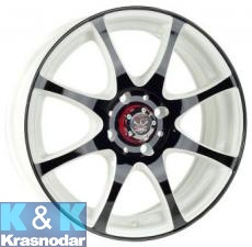 Колесный диск NZ Wheels F-46 6x15/5x112 ET47 D57.1 W+B