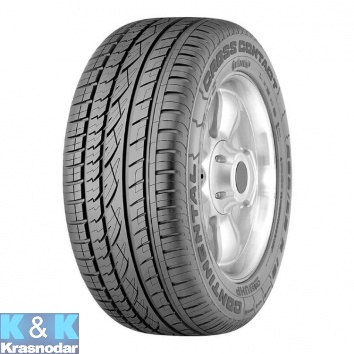 Автошина Continental ContiCrossContact UHP 225/55 R18 98H