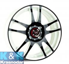 Колесный диск NZ Wheels F-45 6x15/5x105 ET39 D56.6 W+B