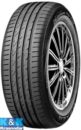 Автошина Nexen Nblue HD Plus 195/60 R15 88H