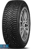 Автошина Cordiant Snow Cross 195/55 R16 91T шип